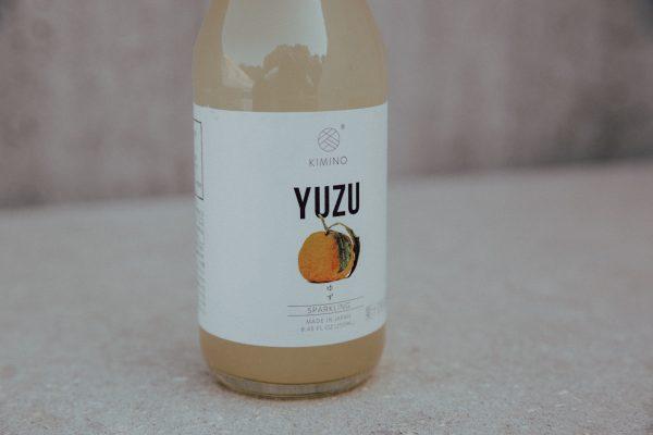 Kimino Yuzu Etikett