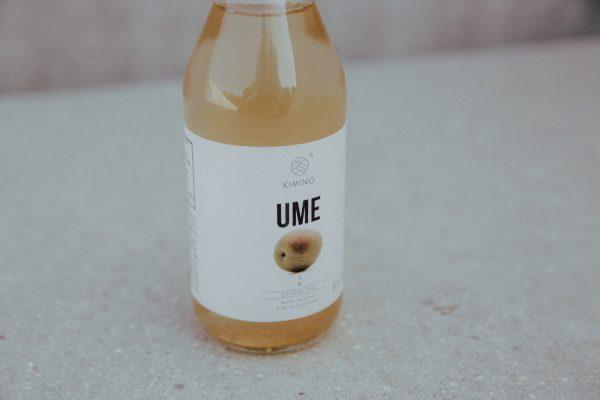Kimino Ume Etikett