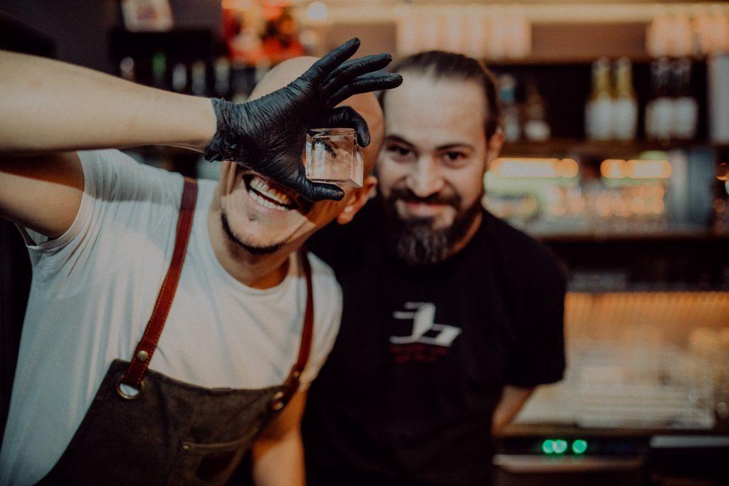 Fernet Hunter Bar Takeover Mezzanin Linz