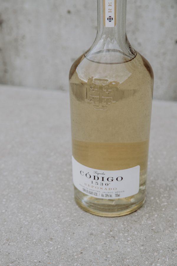 Tequila 1530 Codigo Reposado bottle