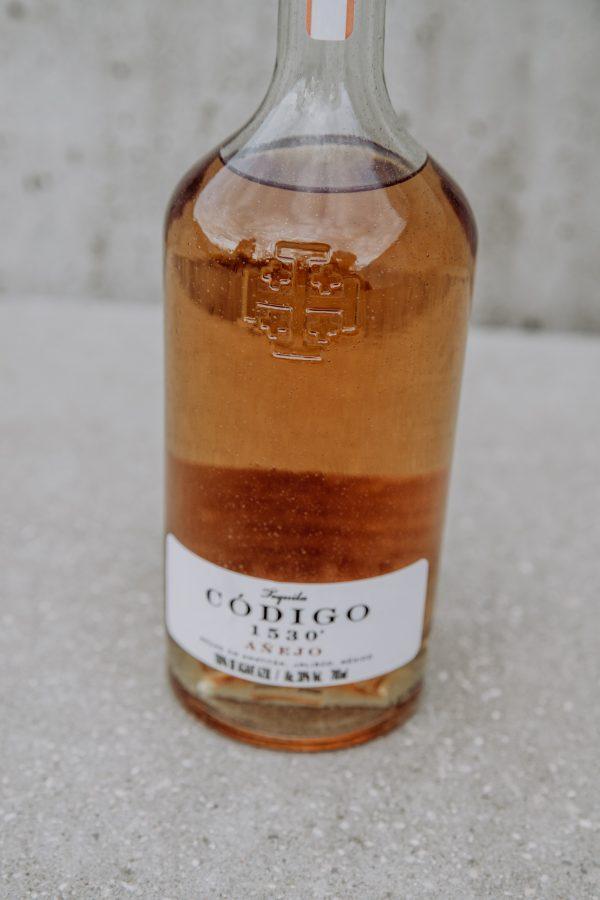 tequila codigo 1530 anejo bottle