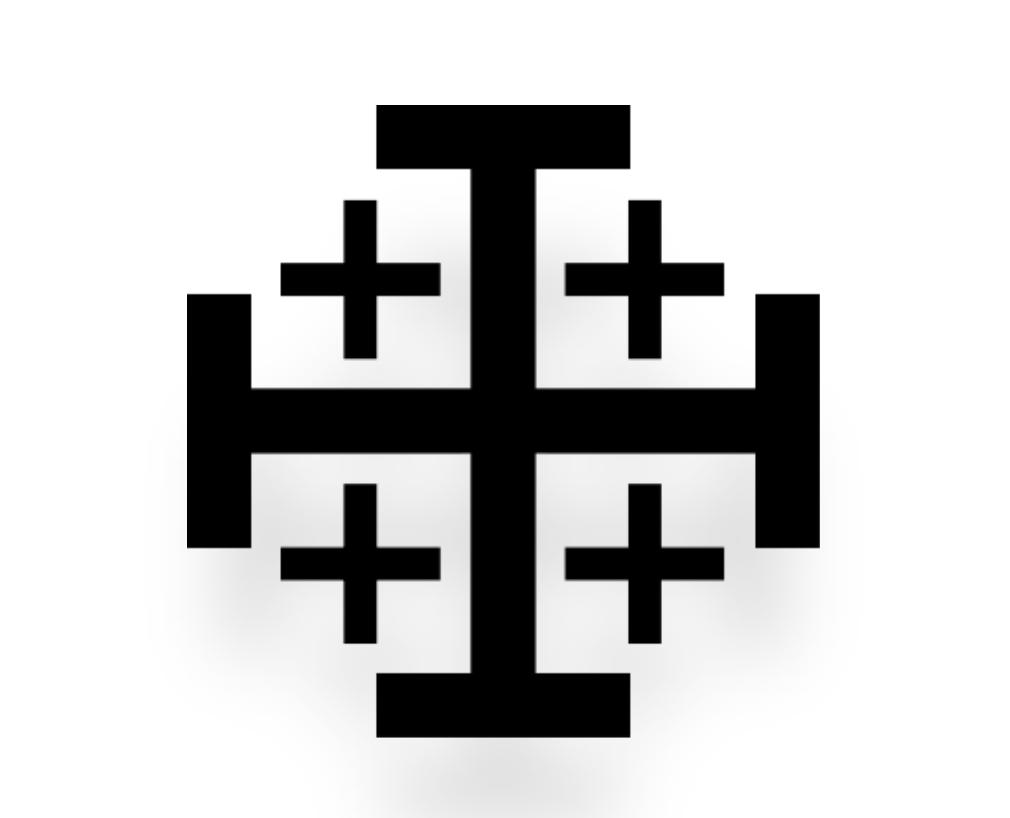 Jerusalemkreuz Codigo 1530